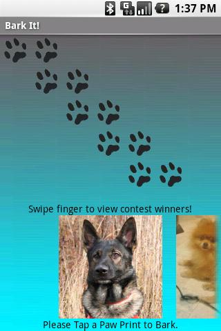 Bark It! Android Entertainment