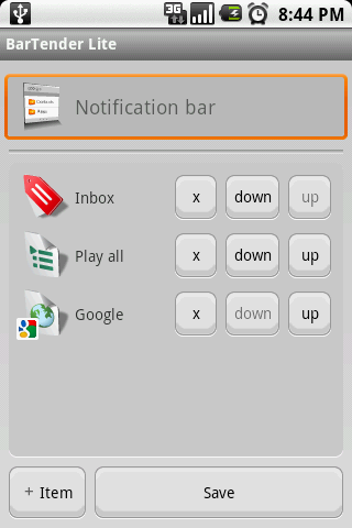 BarTender Lite Android Tools