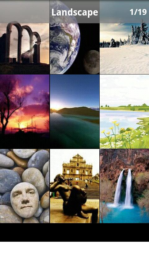 iWallpapers best wallpapers Android Themes
