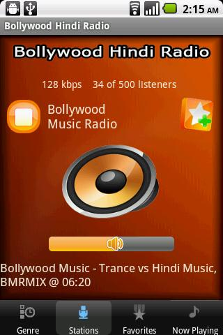Bollywood Hindi Radio Lite Android Entertainment