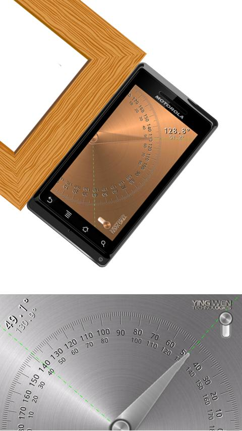 Advanced Protractor Android Tools