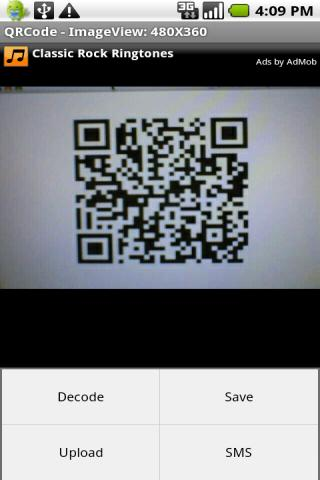 QR Code Android Tools