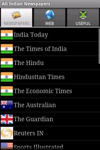 AG Indian Newspapers Android News & Weather