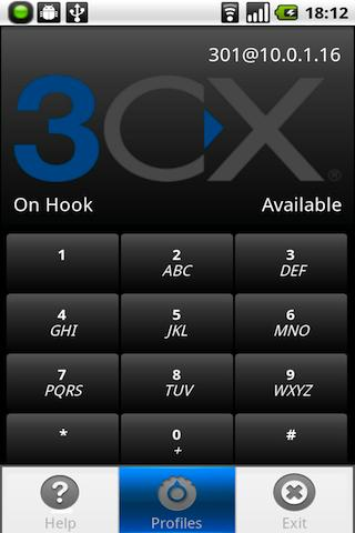 3CXPhone for Android (VoIP) Android Communication