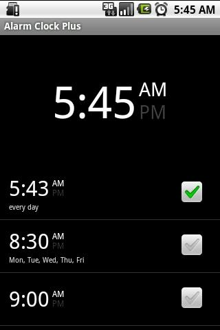 Alarm Clock PlusV1★ Android Tools