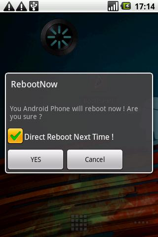 RebootNow Android Tools