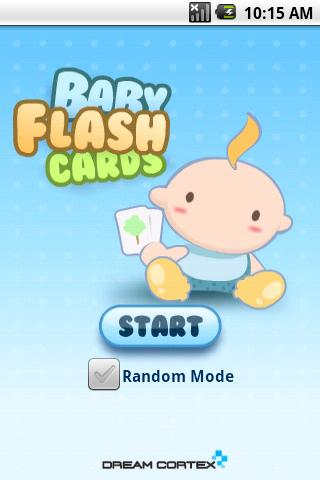 Baby Flash Cards - Android Apps