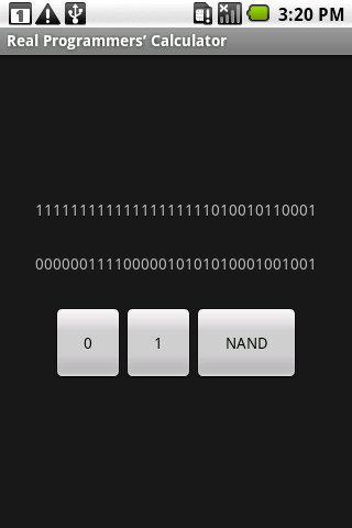 Real Programmersu2019 Calculator Android Tools
