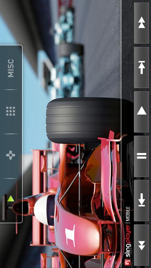 SlingPlayer Mobile Android Entertainment