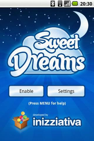 Sweet Dreams Android Lifestyle