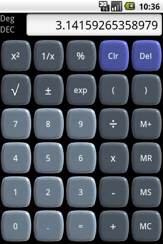 All-in-1 Calc Lite Android Productivity