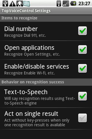 TopVoiceControl Android Tools
