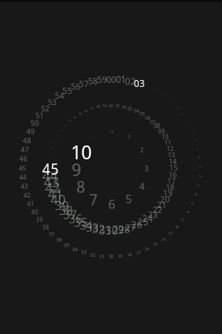 Analogy Clock Android Lifestyle
