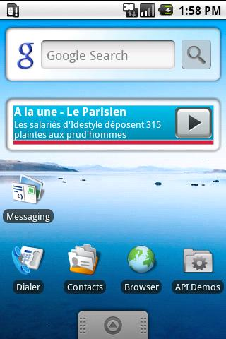Le Parisien.fr – News Android News & Weather