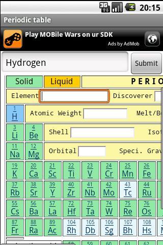 Formulas Lite Android Education