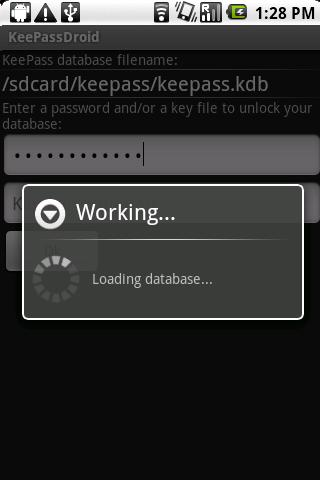 KeePassDroid Android Tools