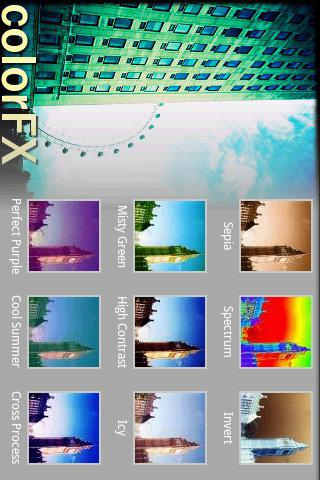Camera ZOOM FX Composites Android Multimedia