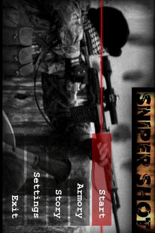 Sniper shot! Android Entertainment