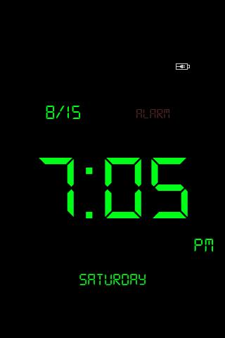 Kaloer Clock – Night Clock Android Lifestyle