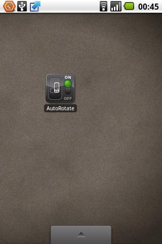 AutoRotate OnOff Android Tools