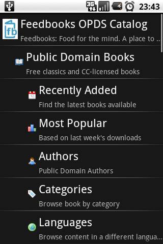 FBReader Android Books & Reference