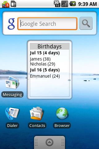 EboBirthday Android Tools