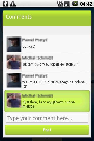 Babbler Lite Android Social