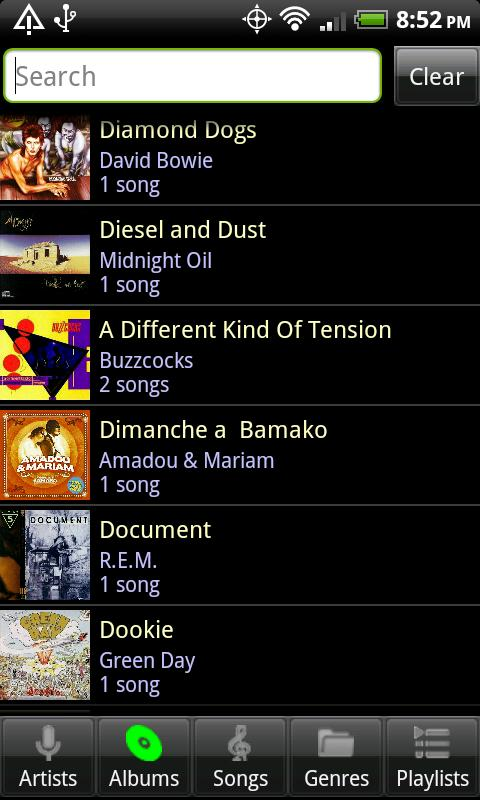 MixZing Media Player Android Music & Audio