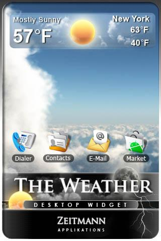 The Weather Widget Android News & Weather