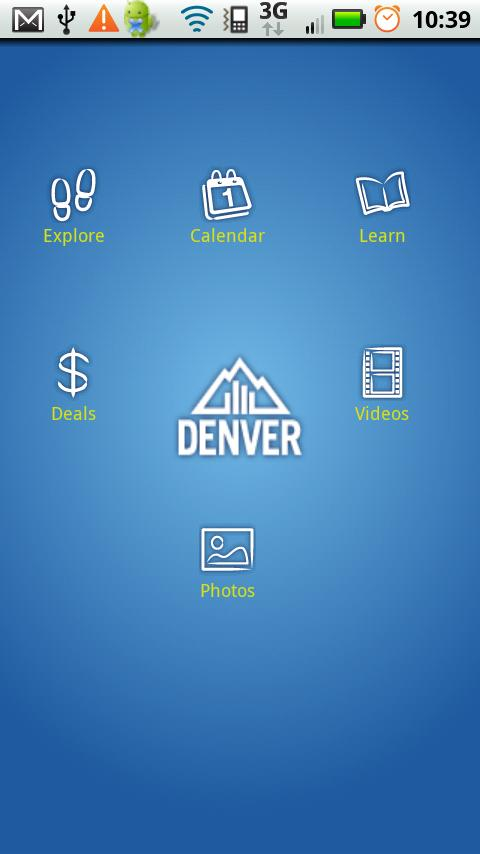 VISIT DENVER – Official Guide Android Travel