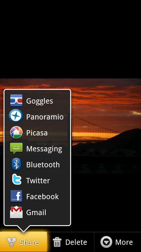 Panoramio Uploader Android Multimedia