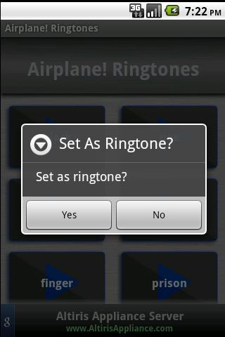 Airplane! Ringtones Android Multimedia