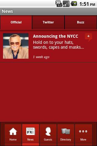 New York Comic Con Android Media & Video