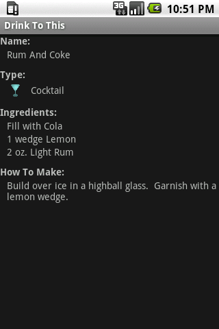 Drink To This (Free) Android Entertainment