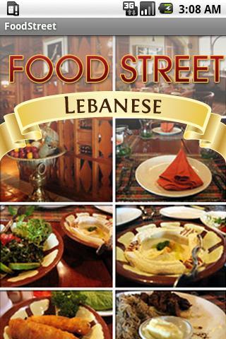 Food Street-Lebanese Android Entertainment