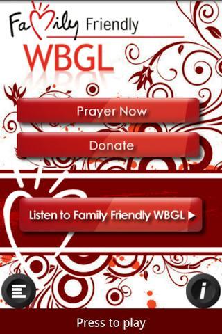 WBGL Family Friendly Radio Android Entertainment