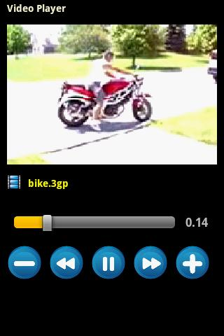Media Player Android Entertainment
