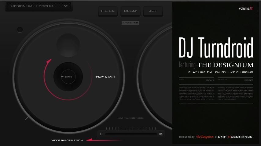 DJTurndroid feat. DESIGNIUM Android Entertainment