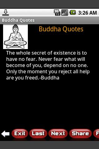 Buddha Quotes 2010 Android Entertainment