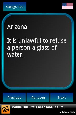 Absolutely Dumb Laws Android Entertainment