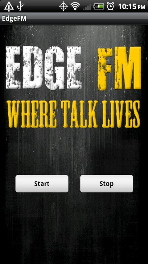 EDGE FM for Android Android Entertainment