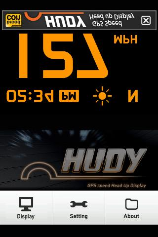 HUDY lite Android Lifestyle