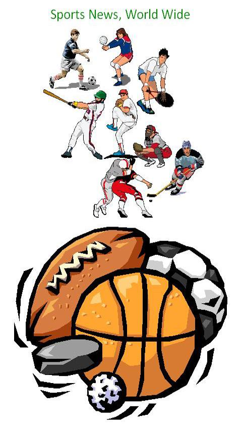Sportsnews(NBA,Soccer,NFL etc) Android Sports
