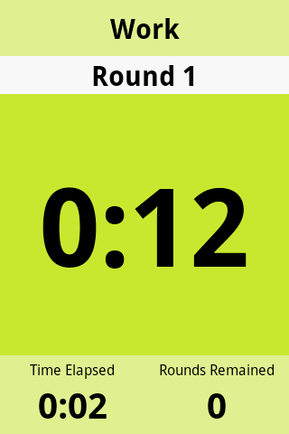 Training Timer (Free) Android Sports