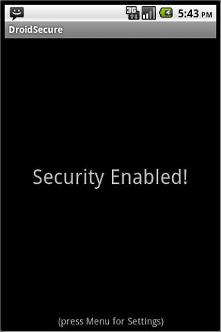 DroidSecure Android Tools
