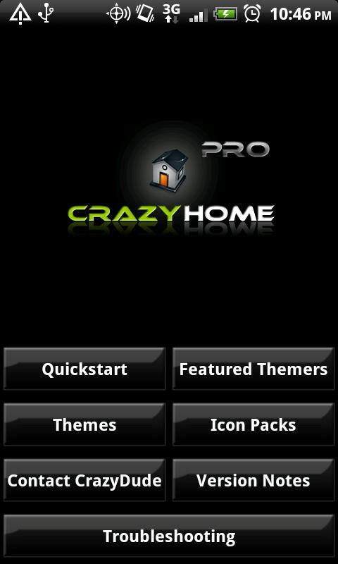 Crazy Home Android Tools