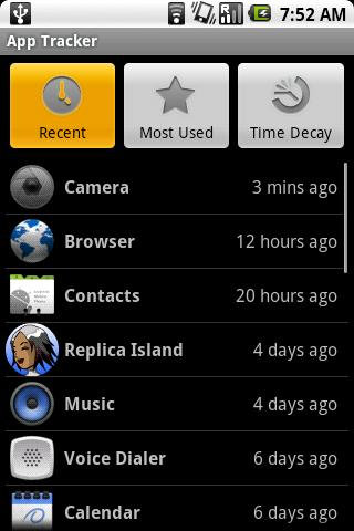 App Tracker Android Tools