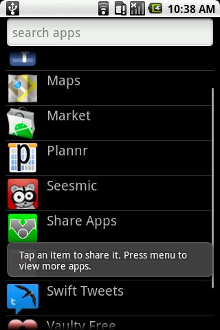Share Apps Android Tools
