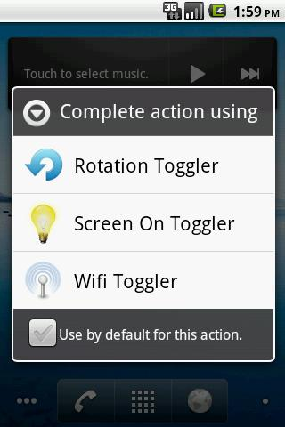 Screen On Toggler Android Tools