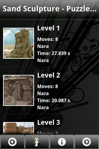 Sand Sculpture – PuzzleBox Android Brain & Puzzle
